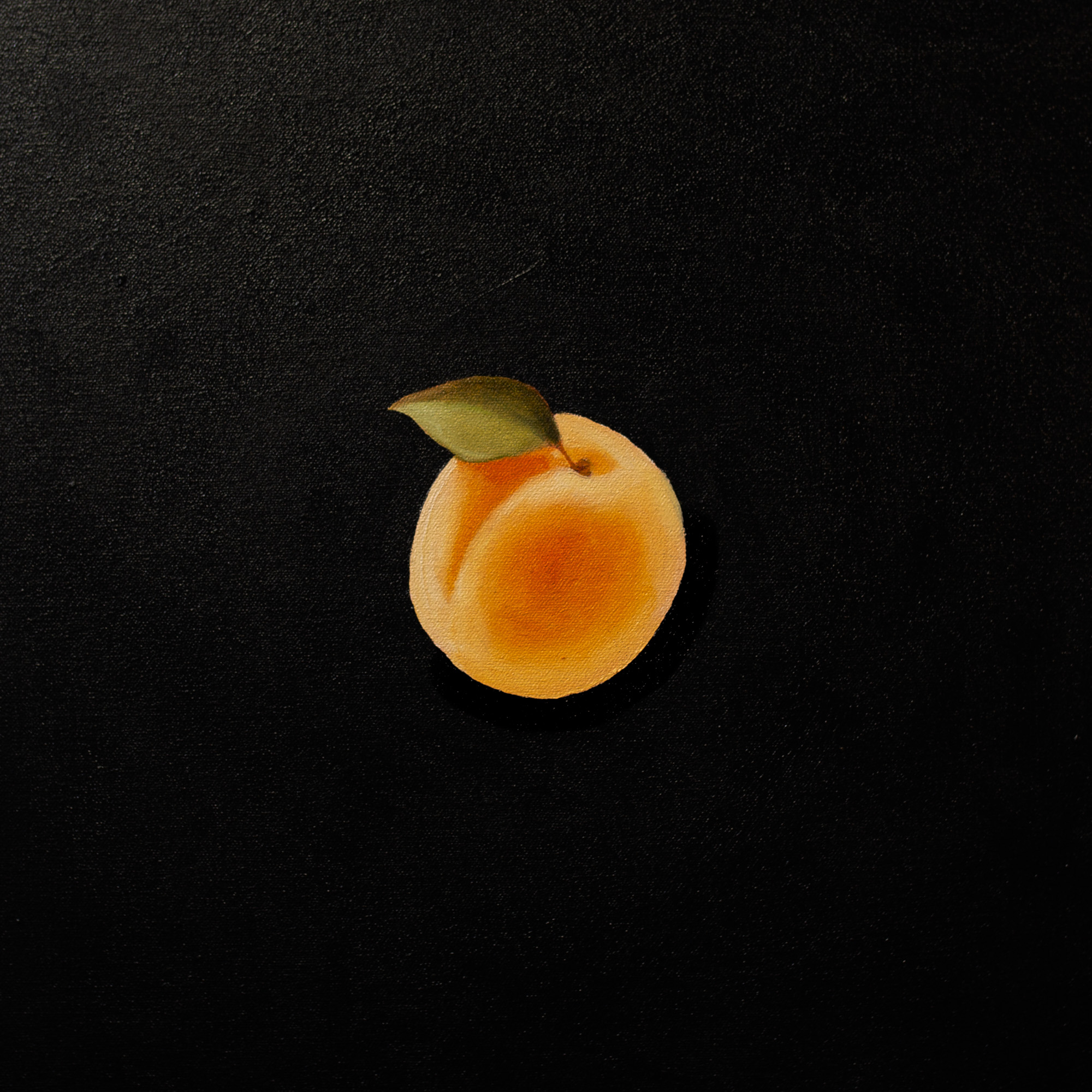 Still life with apricots detail