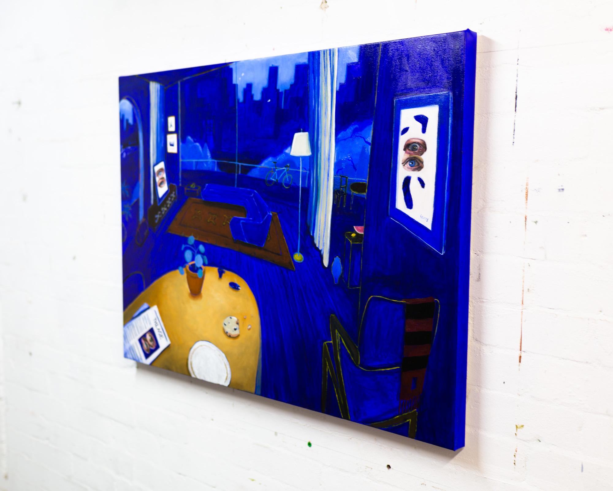 East Melbourne Blue