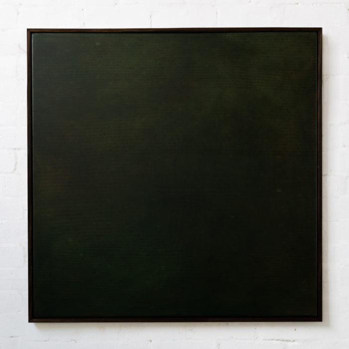 11011, 2020, oil on canvas, 100x100x2cm