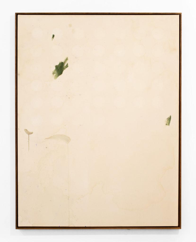 Home, 2020, pigment, spray paint, acrylic, conte pastel, vinyl on canvas, 120x160x4cm