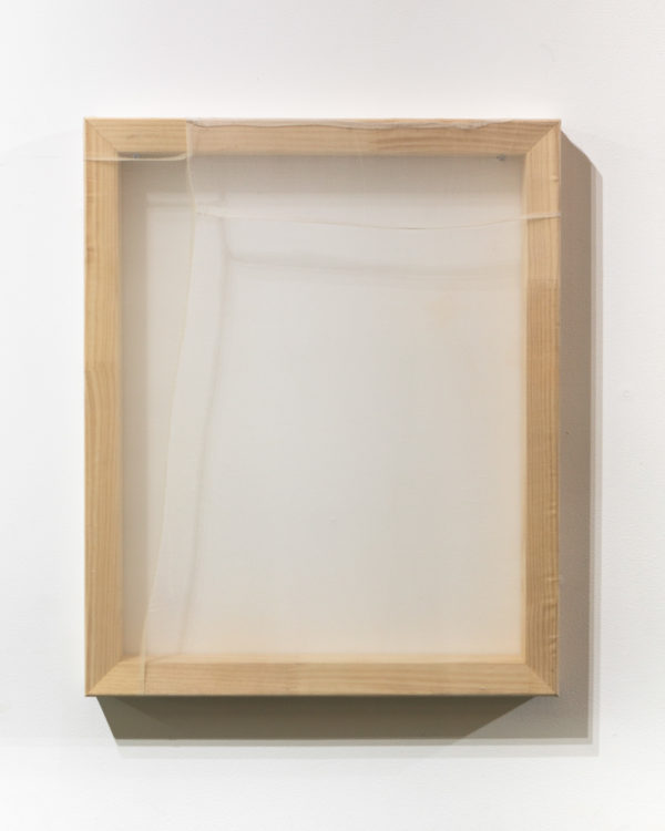Self-conscious painting, Morgan Stokes, 2021