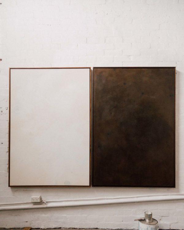 Morgan Stokes, studio photos, March 2021