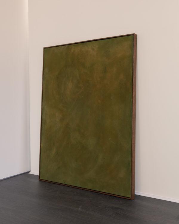 Short breath, acrylic on canvas, Morgan Stokes